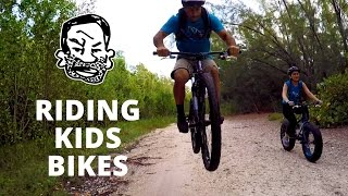 Why Get A Really Good Kids Mountain Bike?