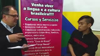 """Ciclo de Entrevistas: """"Argentinos en Brasil"""""""