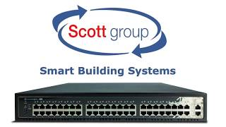 Scott Group install Smart Engine | The most up to date PoE lighting technology