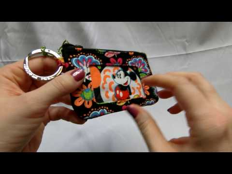 Huge Vera Bradley Zip ID case and Clip ID Case Collection, Comparison and Review
