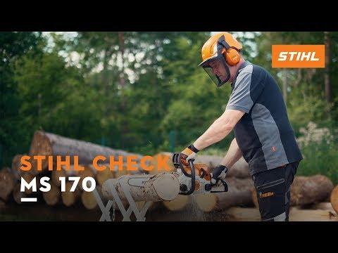 STIHL Check: Motorsäge MS 170