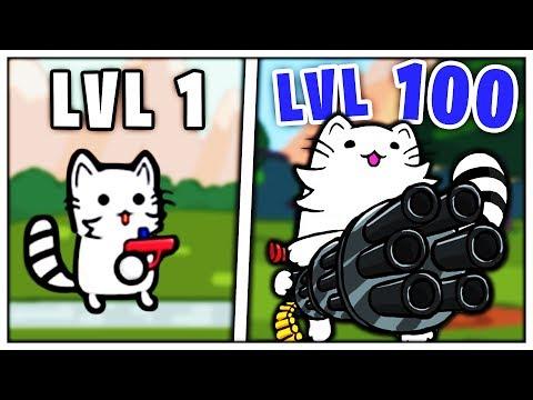 OZBROJENÁ KOČKA ZACHRÁNÍ SVĚT!! (One Gun: CAT)