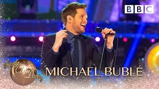 Michael Buble Performs 'Such A Night'   BBC Strictly 2018
