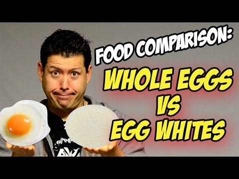 Eggs vs. Egg Whites: Which is better?
