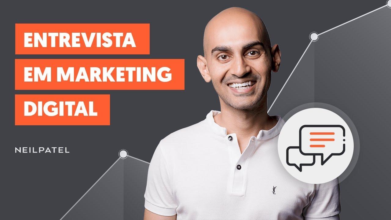 Como Se Sair Bem em Uma Entrevista de Emprego de Marketing Digital