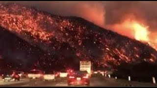 "Breaking ""California On Fire ""New Normal"" Says Governor Brown"