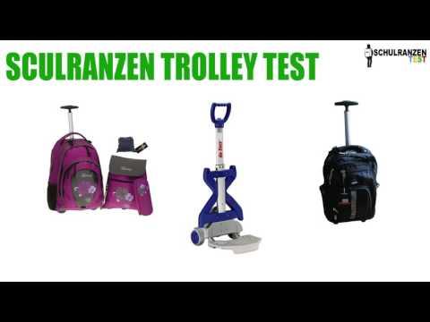 Der Schulranzen Trolley Schultrolley Test Vergleich