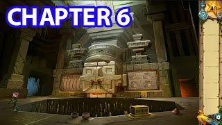 Adventure Escape Hidden Ruins Chapter 6 - Walkthrough