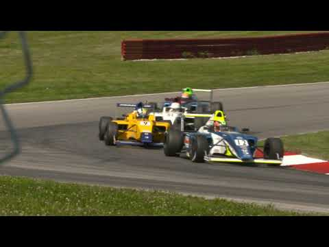 Round 10 Highlights from Mid-Ohio