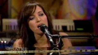 "Chantal Kreviazuk - ""In This Life"" Live on The Wayne Brady Show"