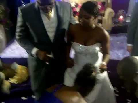 Short footage from Jason Njoku's Wedding with Mary Remmy