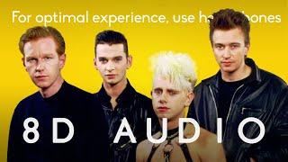 Depeche Mode - Shake The Disease  |  8D Audio