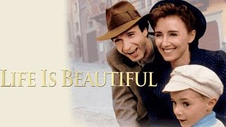 Life Is Beautiful   Official Trailer (HD) - Roberto Benigni, Nicoletta Braschi   MIRAMAX