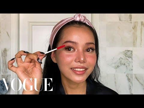 , title : 'Bella Poarch's Signature TikTok Makeup Routine   Beauty Secrets   Vogue