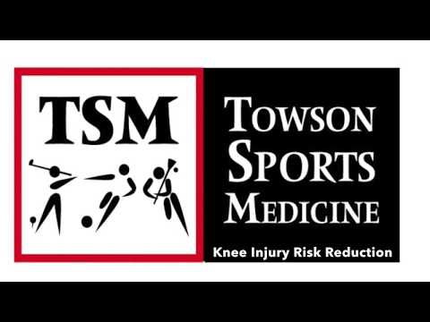 TSM Knee Injury Risk Reduction Phase I: Warm Up and Dynamic Stretching