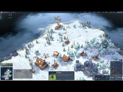 Northgard 3v3 (High rank players) - Stag