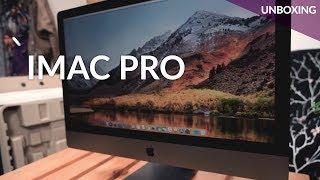 iMac Pro, unboxing de la computadora más potente de Apple