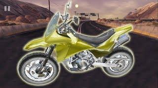 Развивающие игры для детей крутая гонка на мотоциклах в игре на андроид Moto Rider
