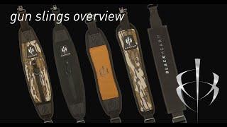 BlackHeart Gear - Full Line of Gun Slings - Overview