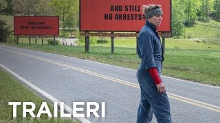Three Billboards Outside Ebbing, Missouri -trailer