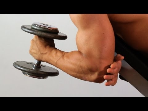 How to Do a Prone Hammer Curl | Arm Workout