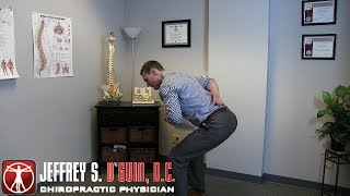 Back pain with bending | Hip hinge, this is how you're supposed to bend over