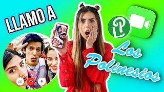 ¡LLAMO a LOS POLINESIOS! 😱 LESSLIE, KAREN Y RAFA!! || Bianki Place ♡