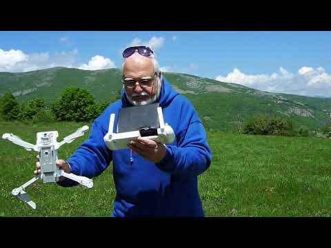 COMPASS CALIBRATION ON THE FIELD-MANUAL TAKE OFF AND MORE