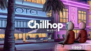 C Y G N - Into The Past [futuristic lofi hip hop]