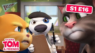 Talking Tom and Friends - Hank the Director (Season 1 Episode 16)