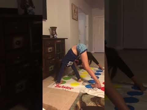 Twister challenge