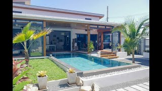 New Beautifully Decorated Three Bedroom Private Pool Villa for Sale in Layan