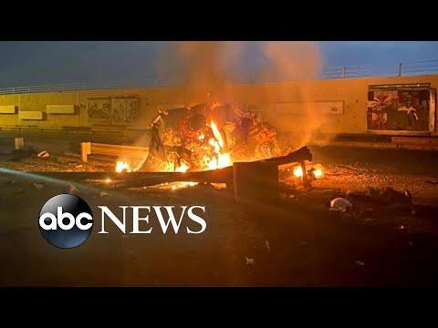 U.S. airstrike kills Iranian General Qassem Soleimani | Nightline