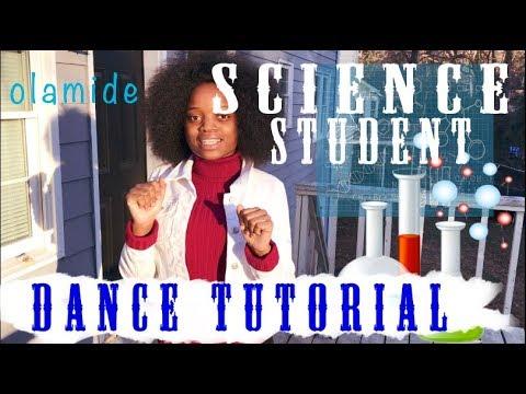 Olamide - Science Student Dance tutorial |julienneheart