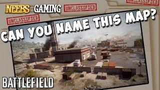 Battlefield Maps Quiz BF3