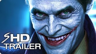 THE JOKER (2019) Teaser Trailer Concept - Willem Dafoe, Martin Scorsese Joker Origin Movie HD