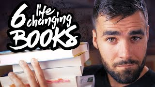 6 Books That Completely Changed My Life