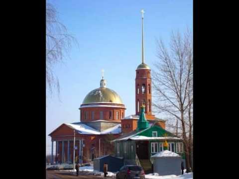 Иконы церкви елоховской