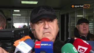 Венци Стефанов: Левски ще стигне далече, най много до някоя калъфка