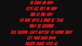 Eminem - Square Dance Lyrics
