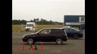 Nissan Pulsar GTI-R Żywiec vs Nissan GTR Kimbex