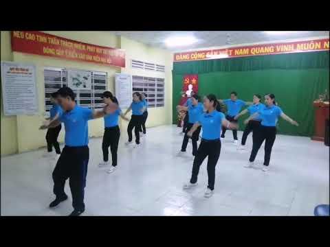 Bài tập thể dục giữa giờ trong CNVCLĐ