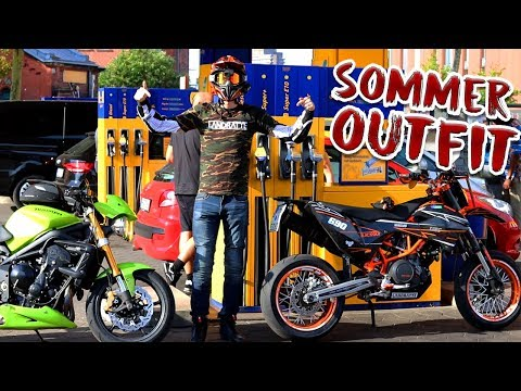 Motorradfahren bei Hitze?!   Das richtige Outfit