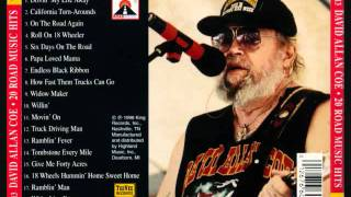 David Allan Coe - Widow Maker