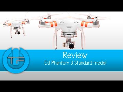 DJI Phantom 3 Standard Review el mejor cuadricoptero con