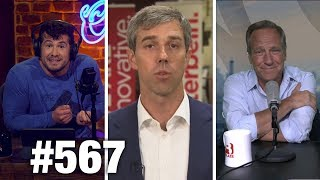 #567 IS ARMED REBELLION EVER THE ANSWER?! | Mike Rowe Guests | Louder with Crowder