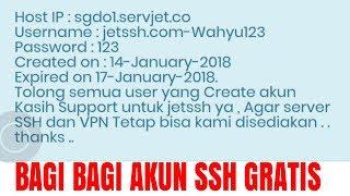 jetssh 1 bulan - मुफ्त ऑनलाइन वीडियो