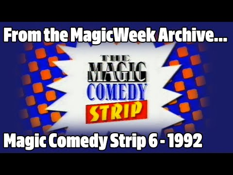 Comedy Magic 1992