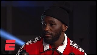 Terence Crawford shares why Amir Khan was his only real fight option | Top Rank Boxing