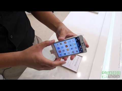 LG Optimus L7 II Hands On and First Look
